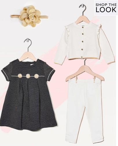 Een leuke (feest)outfit voor je mini